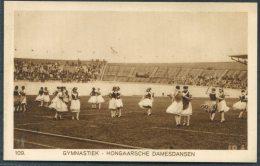 1928 Holland Amsterdam Olympische Spelen Olympics Weenenk & Snel Postcard 109 Gymnastics - Olympic Games