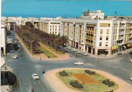 MOROCCO - Rabat - Avenue Mohammed V - Rabat