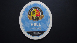 Germany - Aktienbrauerei Kaufbeuren - Hell Das Blaue - Kaufbeuren/Bayern - Bierdeckel