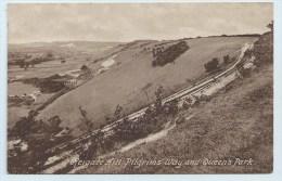 Reigate Hill, Pilgrim's Way And Queen's Park - Surrey