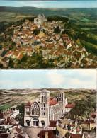 VEZELAY VUE GENERALE - Vezelay