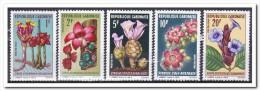 Gabon, Postfris MNH, Flowers - Gabon (1960-...)