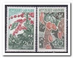Gabon, Postfris MNH, Cacoa, Coffee - Gabon (1960-...)