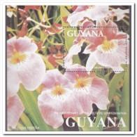 Guyana, Postfris MNH, Flowers - Guyana (1966-...)