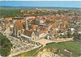 Crépy En Valois -  église Saint Denis            AD964 - Crepy En Valois