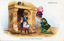 CENDRILLON(JIM PATT) - Fairy Tales, Popular Stories & Legends