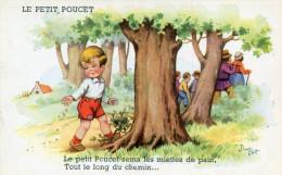 LE PETIT POUCET(JIM PATT) - Fairy Tales, Popular Stories & Legends