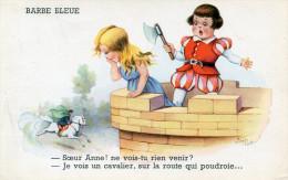 BARBE BLEUE(JIM PATT) - Fairy Tales, Popular Stories & Legends