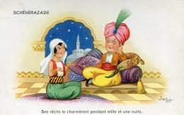 SCHEHERAZADE(JIM PATT) - Fairy Tales, Popular Stories & Legends