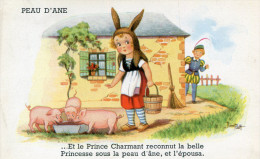 PEAU D ANE(JIM PATT) - Fairy Tales, Popular Stories & Legends