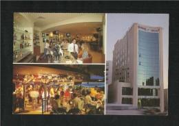 United Arab Emirates UAE Dubai Picture Postcard Heritage International Hotel Dubai View Card - Dubai