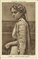 J. B. Corot - Jeune Fille Grecque - Collection Watson Webb - Paintings