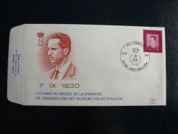 Z.M. Boudewijn  - 1986 -  P.601 - FDC