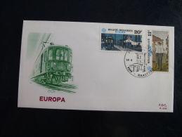 Europa  -  2092/3  - P. 689 - FDC