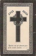 DP. L'ABBE JOSEPH BALTUS - + 1906 - 66 ANS - Religion & Esotericism