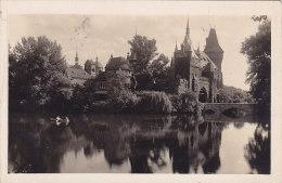 Budapest - Vajdahunyad Château Castle Vara Schloss (1923) - Hongrie