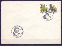 Belgie - 25 Jaar Postzegelkring  Dendria - Erembodegem  - Vogels A.Buzin - 1985-.. Birds (Buzin)