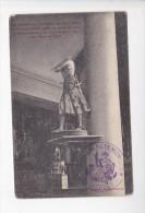 ROVILLE-AUX-CHÊNES (88- Vosges), La Guerre En Lorraine En 1914-1918, Statue De Jeanned'Arc Décapitée, Ed. Bastien Lunévi - Autres Communes