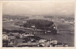 Budapest - Vue Sur L'Ile De Marguerite Kilatas A Margitszigetre(1934) - Hongrie