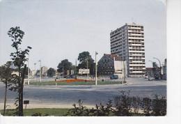 BEZONS (95-Val D´Oise), Rond-Point Staline, Ed. Abeille-Cartes 1980 Environ - Bezons