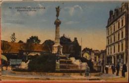 25 Besançon-les-Bains Fontaine Flore - Besancon