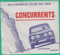 Automobile - Concurrents - Automobile Club Du Var (Renault 8 Gordini) - Automobile - F1