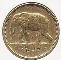 CONGO - PRINS KAREL * 2 Frank 1947 * Prachtig * Nr 3327 - Congo (Belge) & Ruanda-Urundi