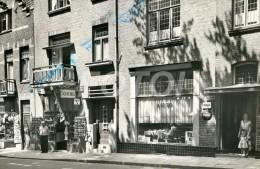 1957 REAL PHOTO POSTCARD DUTCH PENSION M GRAFF VALKENBURG NETHERLAND HOLLAND CARTE POSTALE - Valkenburg