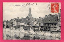 36 INDRE ARGENTON, Rive Droite De La Creuse, 1907, (C.C.C.& C.) - France
