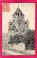 77 SEINE-et-MARNE PROVINS, Le Donjon Dit Tour De César, (C. L. C.) - Provins
