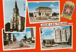 JOUE LES TOURS .... MULTIVUES ... BLASON - Other Municipalities