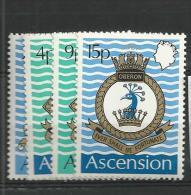 1971 MNH Ascension, Postfris** - Ascension (Ile De L')