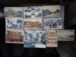 La Panne/De Panne - Beau Lot De 11 Cartes Postales  - Lot Van 11 Postkaarten Van De Panne - Circulés - De Panne