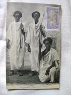 Djibouti: Guerriers Somali - Djibouti