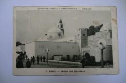 CPA ALGERIE. Exposition Coloniale Paris 1931. 1931.