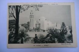 CPA ALGERIE. Exposition Coloniale Paris 1931.