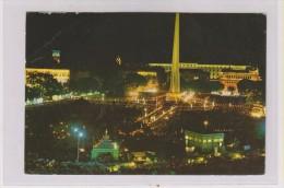MYANMAR BURMA RANGOON Nice Postcard - Myanmar (Burma)