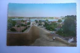 CPA COTE D IVOIRE ABIDJAN. Treichville Batiments Administratifs. - Costa De Marfil