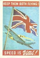 @@@ BRITISH PROPAGANDA, 27X19CM - 1939-45