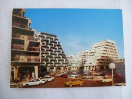 CITROEN AMI 8 BREAK à LA GRANDE-MOTTE (34)  En 1995 Voir Les Scans Recto Verso - Passenger Cars