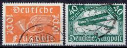 Deutsches Reich - Mi-Nr 111/112 Gestempelt / Used (B1202) - Gebraucht