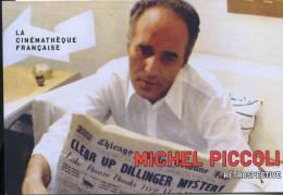 Michel Piccoli Rétrospective Cinémathèque - Beta Tapes