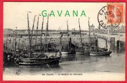 62 CALAIS - Le Bassin Du Paradis - Calais