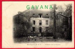 95 MONTLIGNON - Chateau De La Chasse - Montlignon