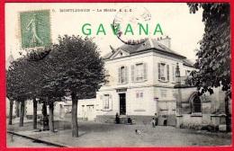 95 MONTLIGNON - La Mairie - Montlignon