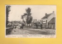 * CPA..dépt 95..LOUVRES :  Quartier Du Bois De Boulogne  : Voir Les 2 Scans - Louvres