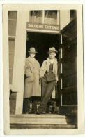 Photo Prise à Nopeming En 1927 - Soldier's Cottage Sanatorium - 11x7cm - Personnes Anonymes