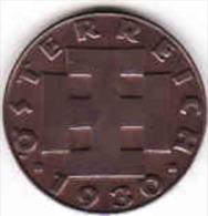 Österreich - AUSTRIA, 2 Groschen 1930 - Oesterreich