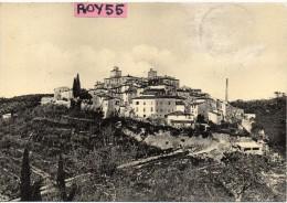 Toscana-siena-petroia Veduta Panorama Petroia Anni 50/60 - Italia