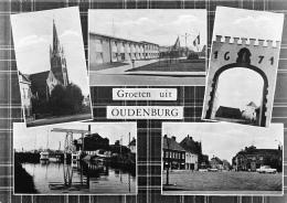 Oudenburg      Groeten Uit         A 1003 - Oudenburg